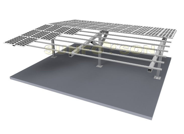 solar carport mounting solutions for panel installation