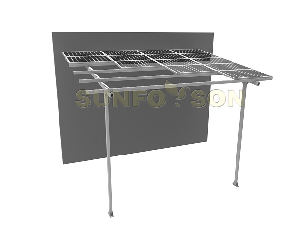 solar panel racking mount systems