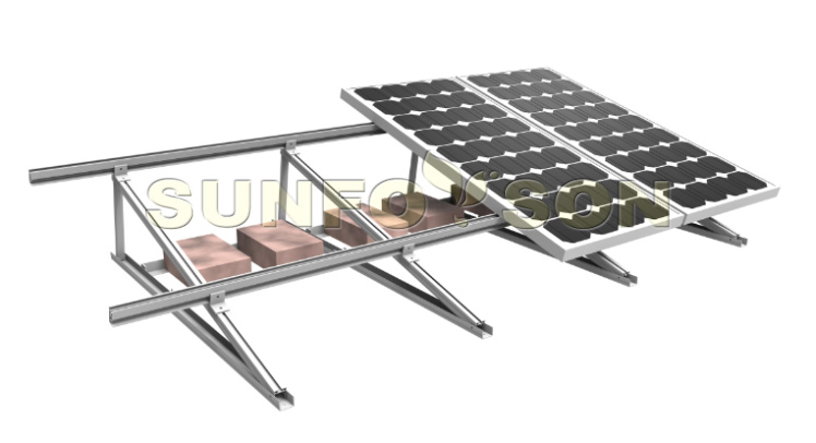 solar roof mounting brackets