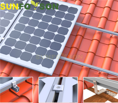 Solar Panel Roof Mounting Systems