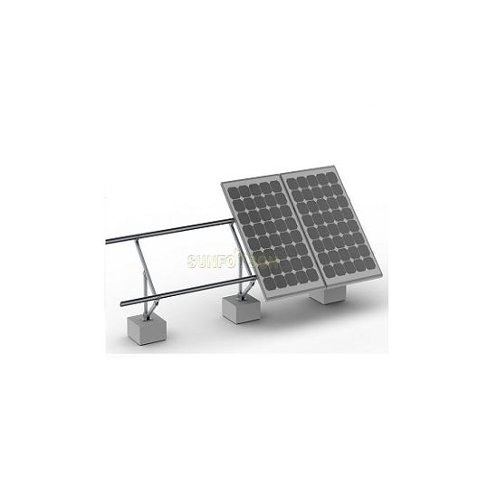 Marcos De Montaje Solar Ajustable SunRack,sistemas De Montaje De La ...